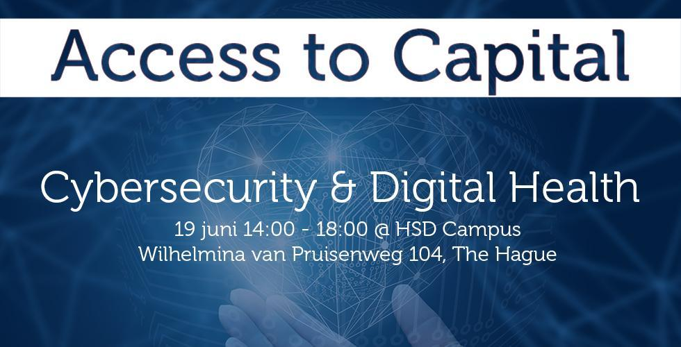 Access2Capital 2018 Cybersecurity and Digital Health HSD Campus adres 980x450