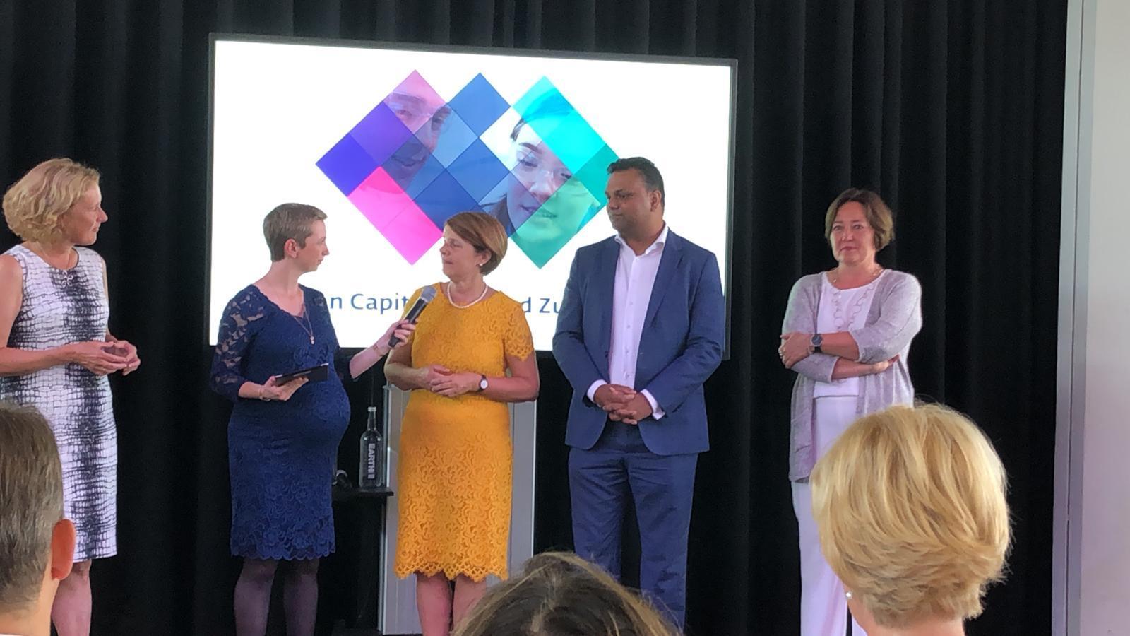 Presentatie Human Capital Akkoord Zuid Holland