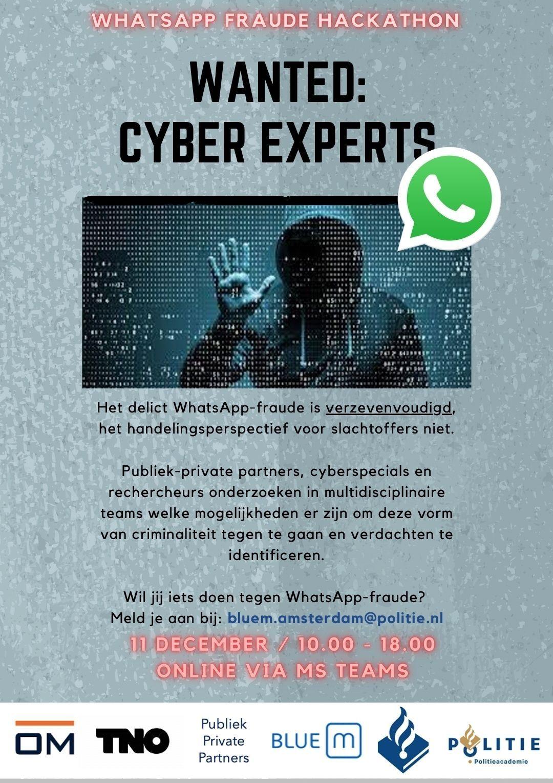 whatsapp fraud hackathon