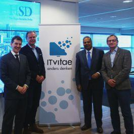 Municipality of The Hague, ITvitae and HSD Join Forces for Special Cyber Security Talent