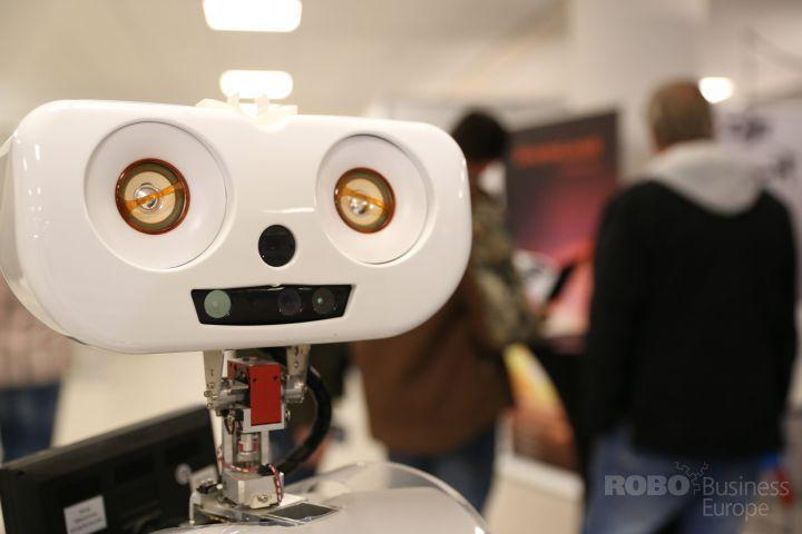 Exhibit your Product or Service During RoboBusiness Europe 2018
