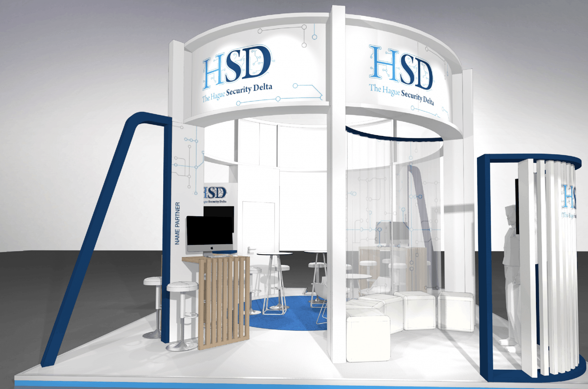 Join HSD Booth During ASIS Europe 2018 (Special Offer for HSD Startups)