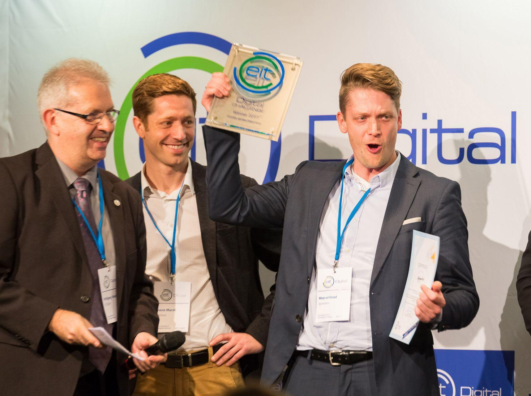Registration Open: EIT Digital Challenge 2018
