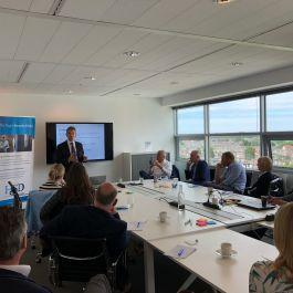 Recap Kick-off 'Future Jobs and Talent Pool in Safety & Security'