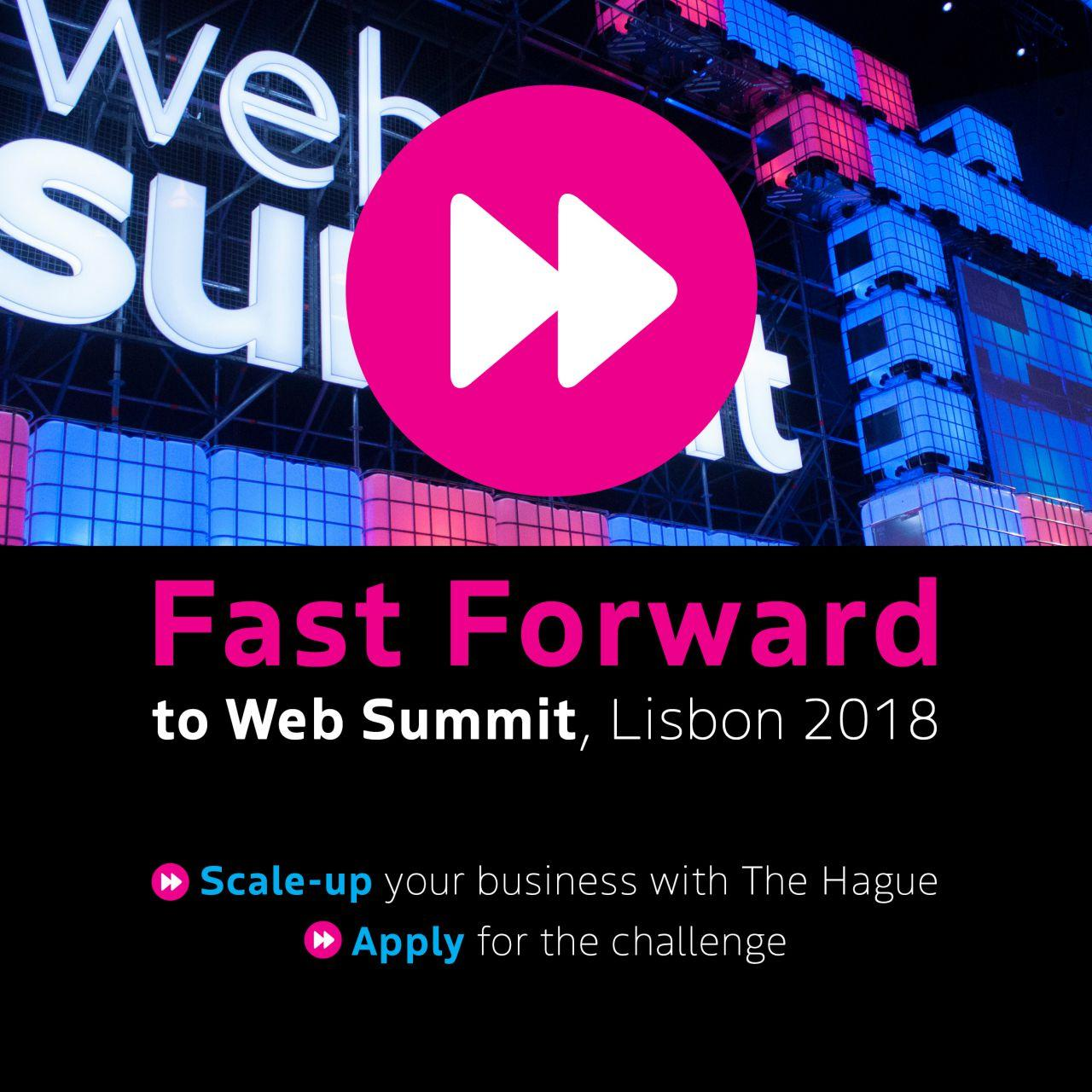 Call for Participation: Startups and Scale-ups for the Fast Forward Challenge 2018