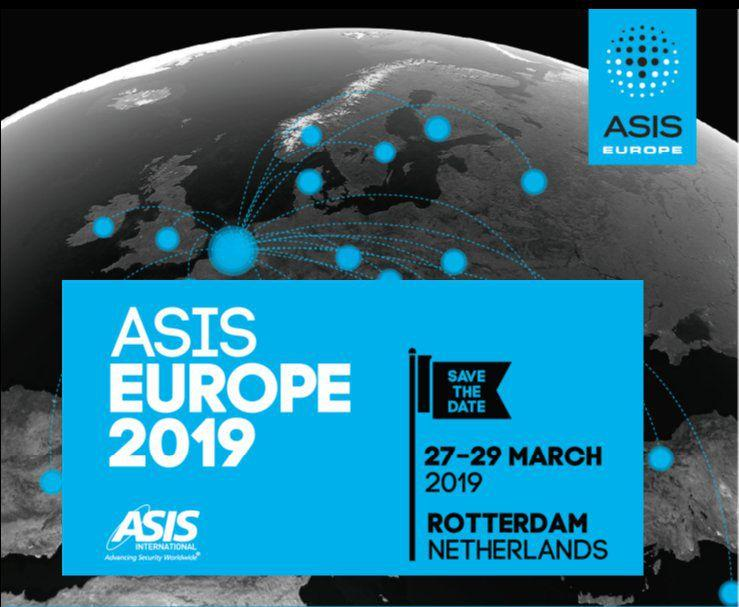 Call for Participation: ASIS Europe 2019