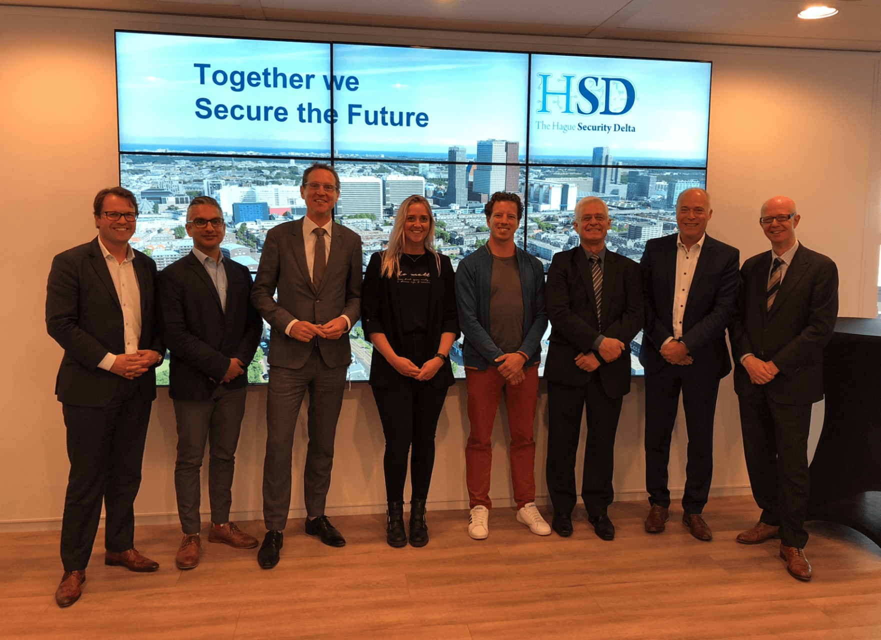 Four New Partners Join HSD Community