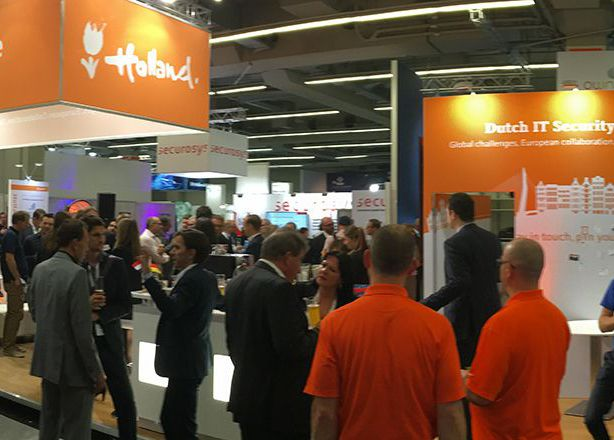 Join Holland Pavilion Infosecurity Europe 2019 in London