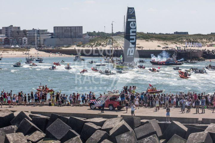 Results RTI-Lab Programme: Dynamic Protocol at Volvo Ocean Race event