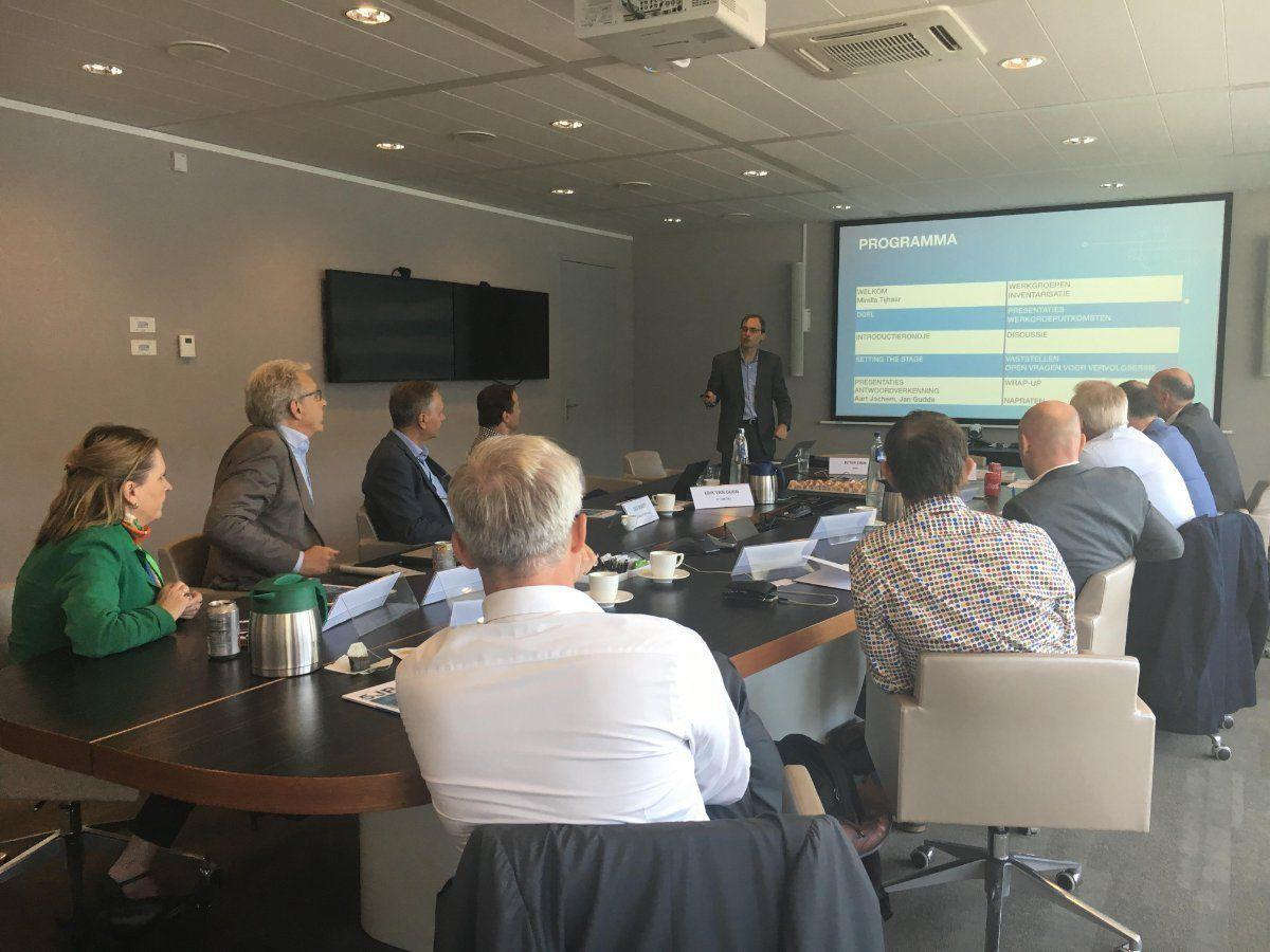 Cross-Sectoral High-Level CISO/CIO Meetings