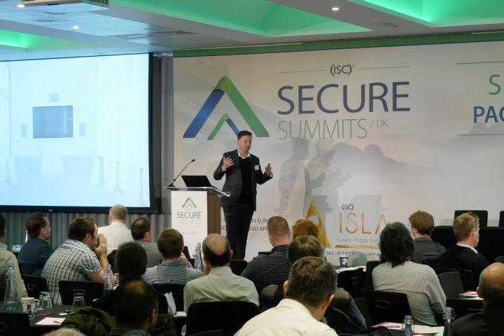 Special Offer for HSD Community to Attend (ISC)2 Secure Summit EMEA 2019