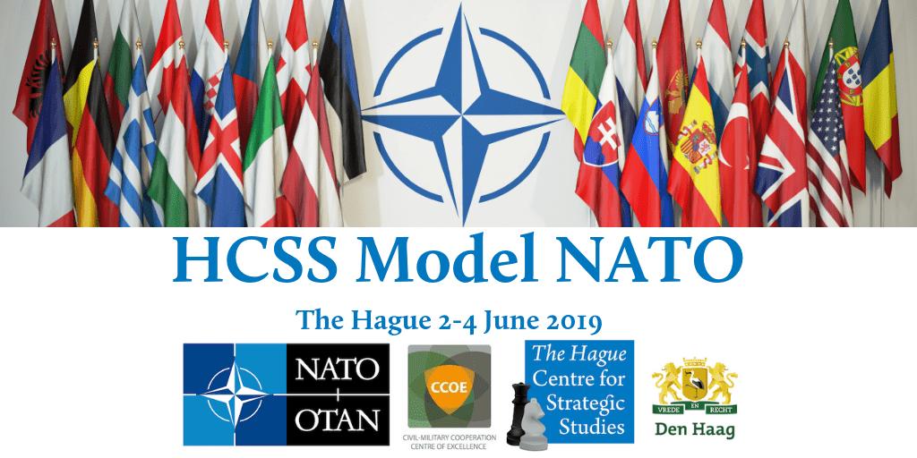 HCSS Model NATO 2019 Conference