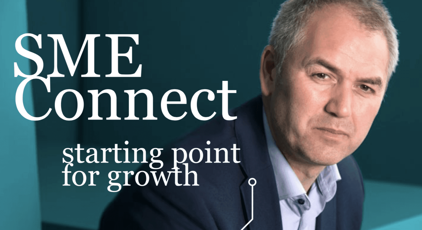 """SME Connect as Starting Point for Growth"""
