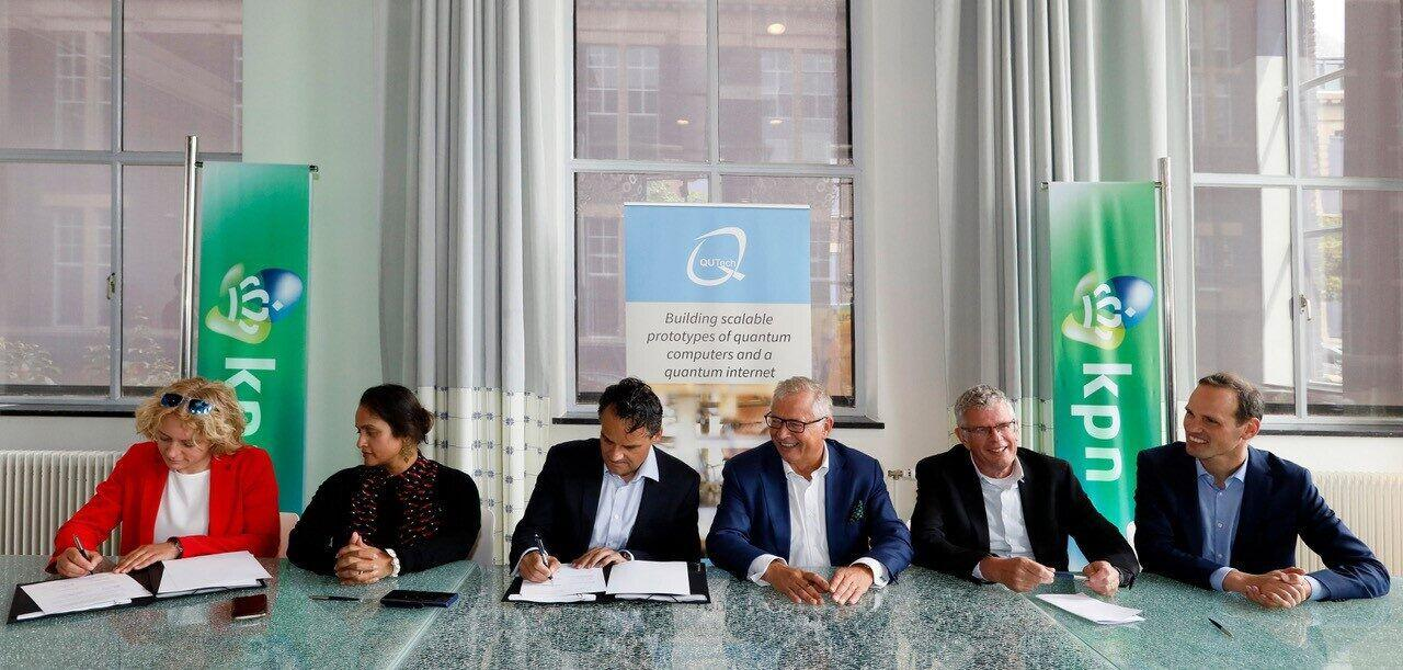 KPN and QuTech Join Forces to Make Quantum Internet a Reality