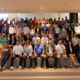 International Students Expand Their Knowledge on Cybersecurity in The Hague