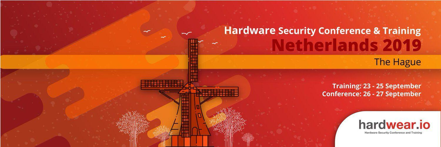 Hardware Security Conference and Training   (HSD Partner Discount)