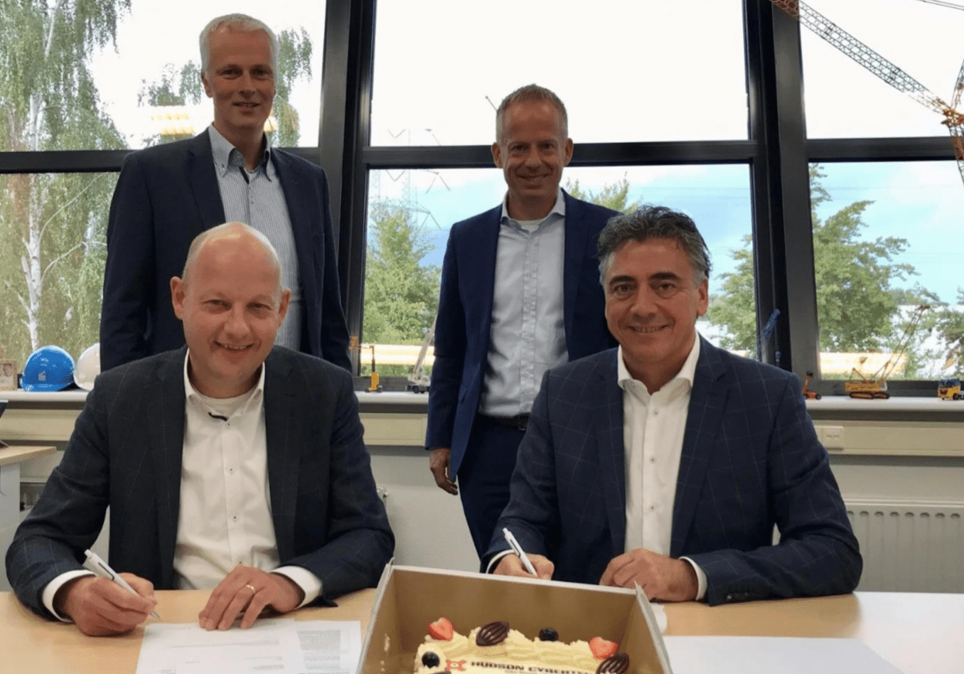 Hudson Cybertec Supports TÜV Nederland With Cyber Security Certification in Critical Infrastructure