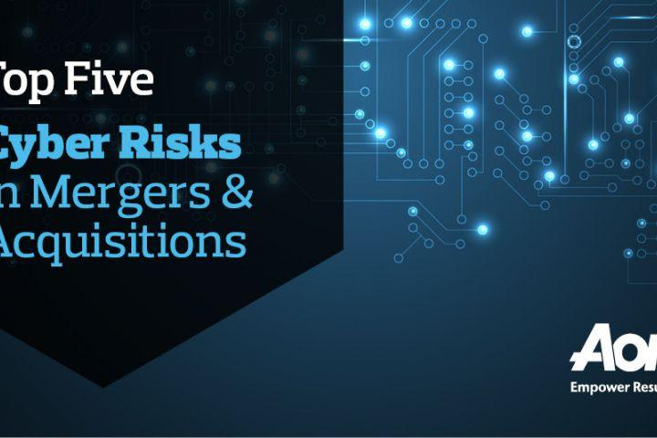 Top 5 Cyber Risks in Mergers and Acquisitions
