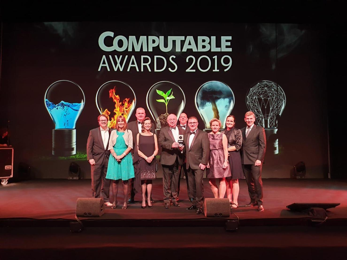 Cyberwerf Wins Computable Award 2019: ICT Project SME