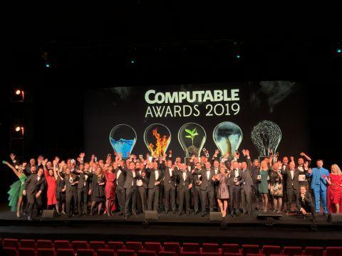 HSD Partners Amongst Winners Computable Award 2019