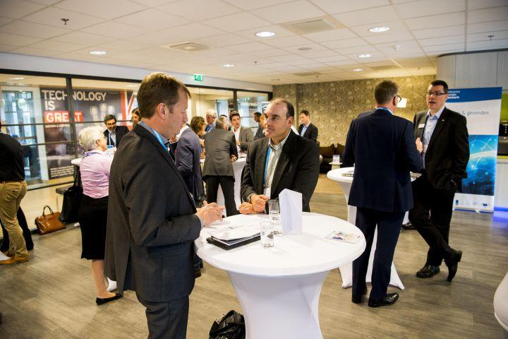 Join Matchmaking Event during UK–NL Cyber & FinTech Summit