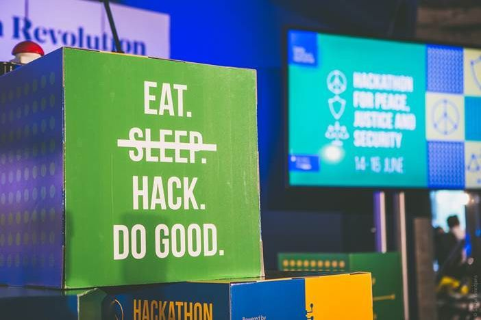 Join the Hackathon for Peace, Justice & Security