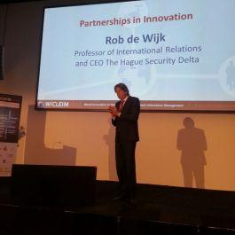 HSD present at World Innovation Conference on the Future of Law Enforcement Information Management