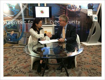 Security Hubs HSD and the State of Maryland Sign MOU on Science and Technology
