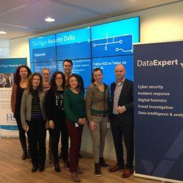 Newly arrived at the HSD Campus:  DataExpert and SDR Academy