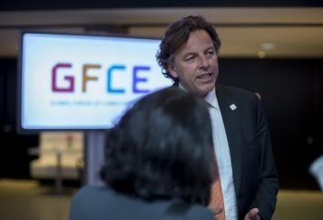 Global Forum on Cyber Expertise Stationed in The Hague