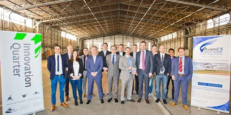 InnovationQuarter and WFIA Facilitate Growth Valkenburg Airbase