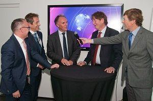 HSD Partner Thales Inaugurates a New Security Operating Centre (SOC)  in the Netherlands