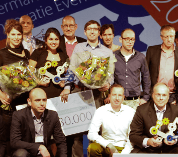 Robot Care Systems Winner Herman Wijffels Innovation Competition