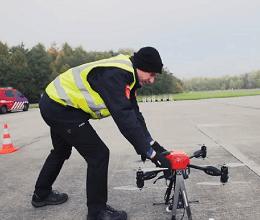 Drone Development, Training and Test Centre in Twente