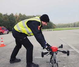 Drone Development, Training and Test Centre in Twente