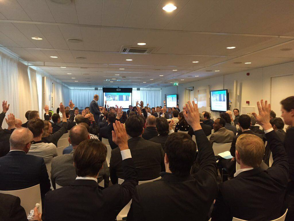 Successful HSD Access to Capital Event: the Place Where Security Ideas and Investors Met