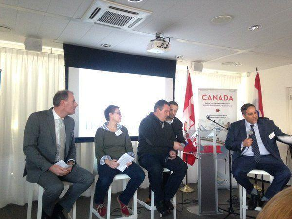 Seminar at HSD Campus on Business Building in Canada: Opportunities in Soft Landing