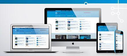 HSD Launches New Responsive Website