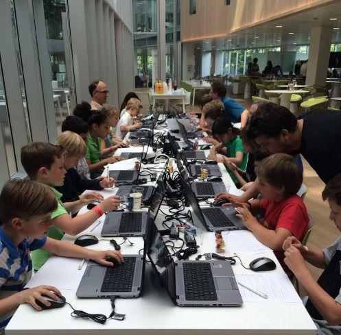 Deloitte Invests in Cyber & IT Talent by Welcoming 160 Talented Primary School Students