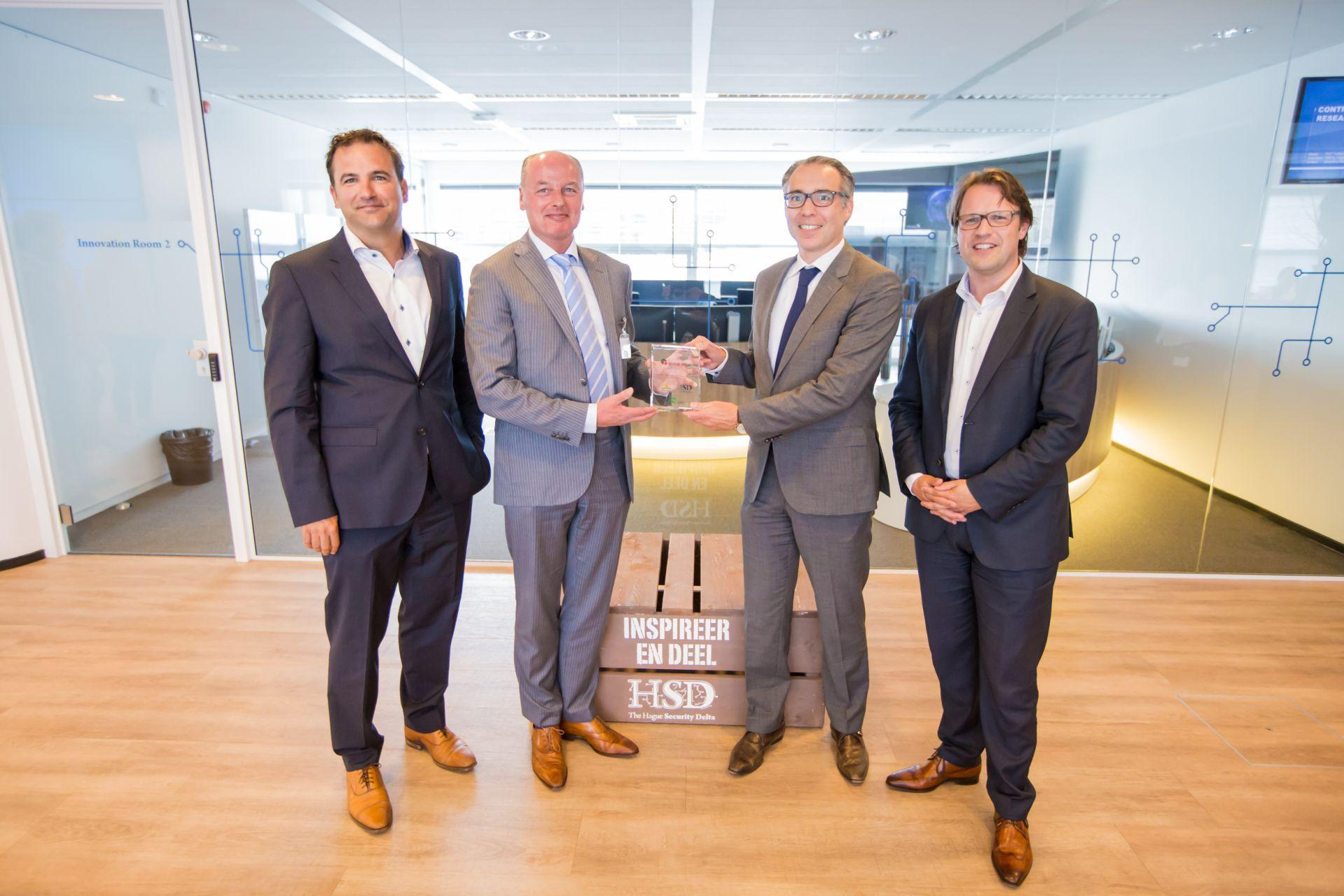 IT Security Company Group 2000 Expands and Opens New Office at HSD Campus
