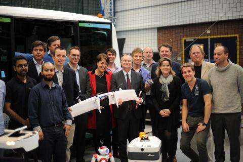 Accenture Invests €500,000 in RoboValley to Create New Innovations in Robotics