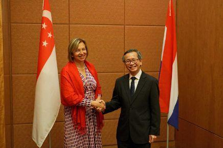 The Netherlands and Singapore Cooperate Against Cyber Crime