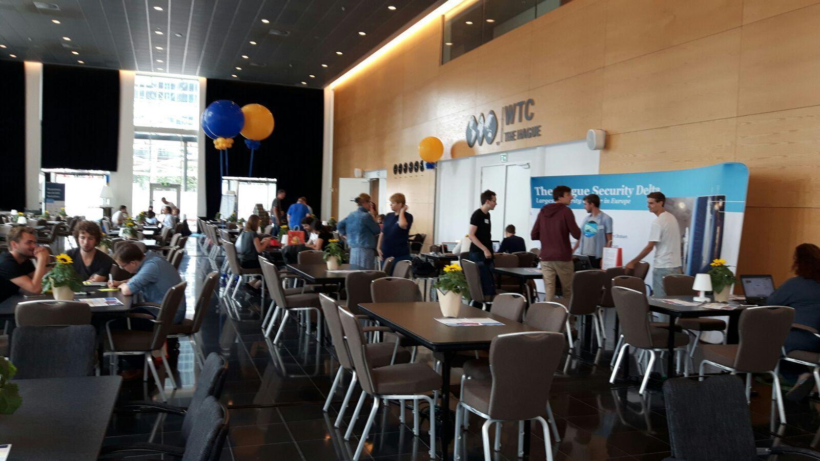 Kick Off SME Hackathon Innovation Sensation The Hague