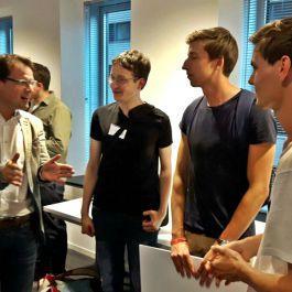 Winners & Ideas SME Hackathon Innovation Sensation The Hague