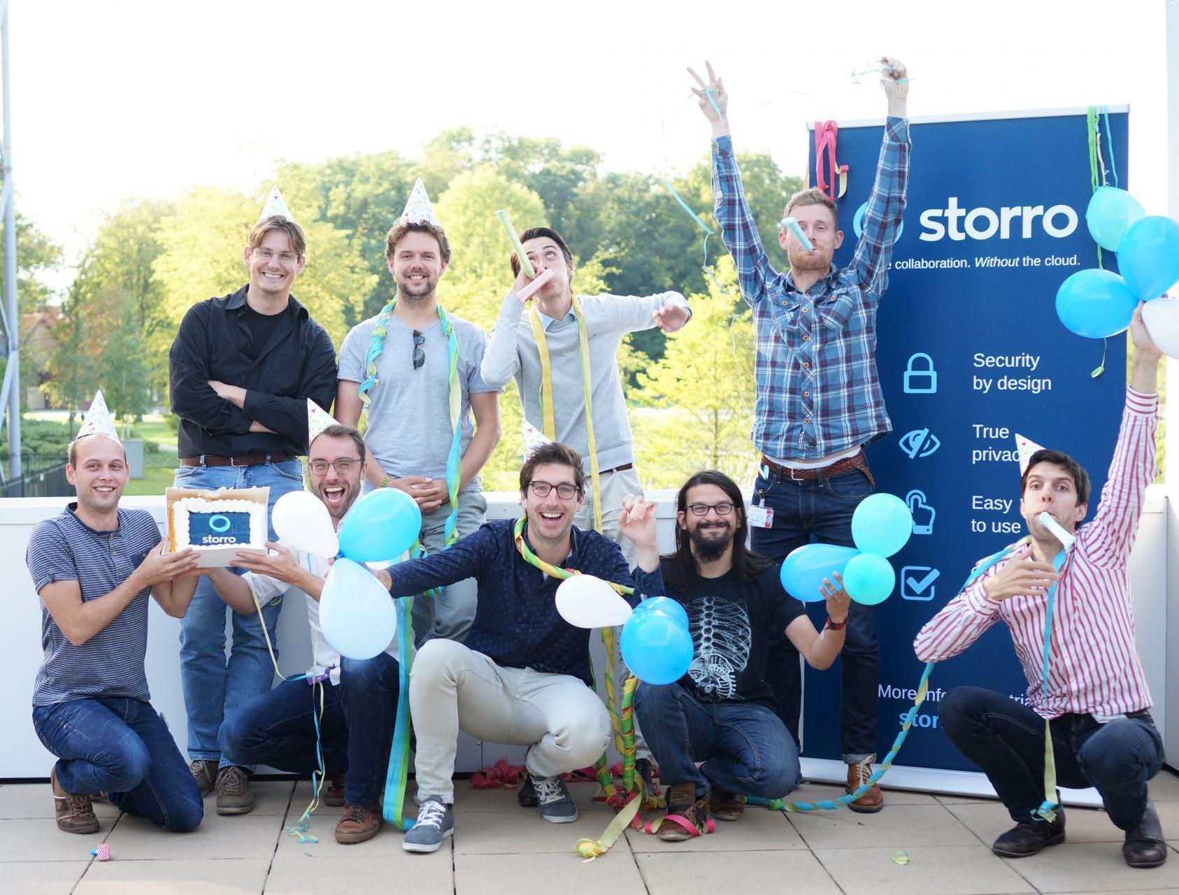 Dutch Startup Storro Launches Safe Dropbox Alternative