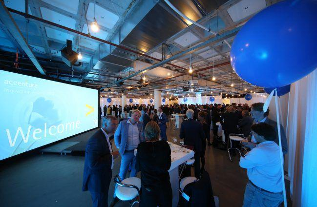 Finalists Accenture Innovation Awards 2016 Announced