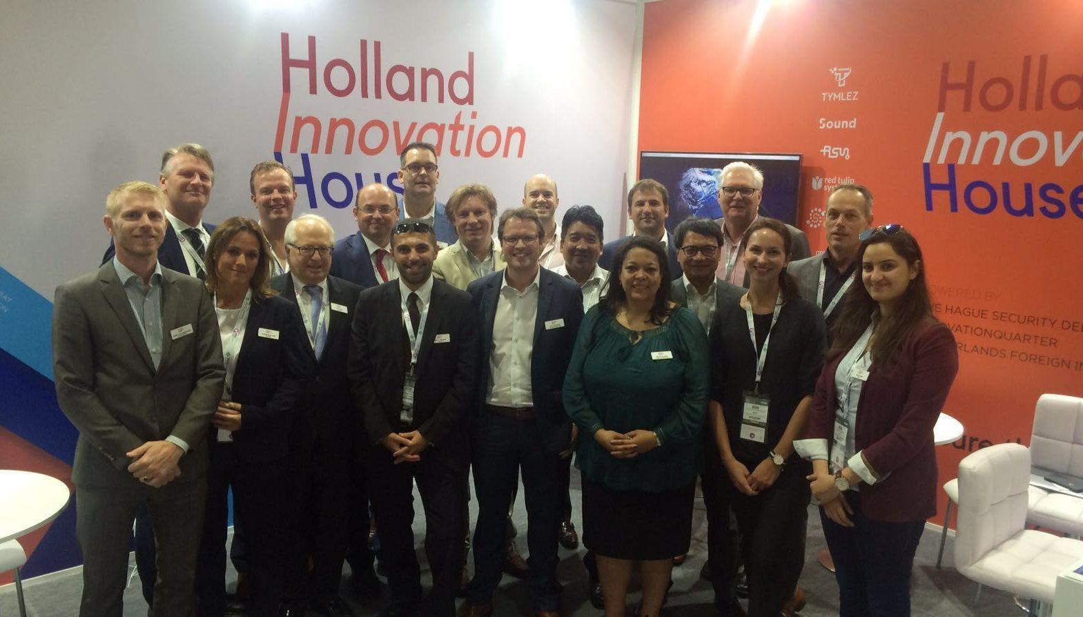 Holland Innovation House Launched at GITEX 2016