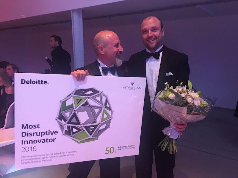 HSD Partner EclecticIQ Wins Deloitte FAST50 Rising Star Award