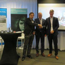 Lectorate University of Applied Sciences Leiden Opens ResearchLab Digital Forensics at HSD Campus