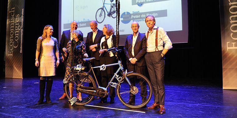 Fieldlab SSRMainports Presents Recover Service E-Bikes